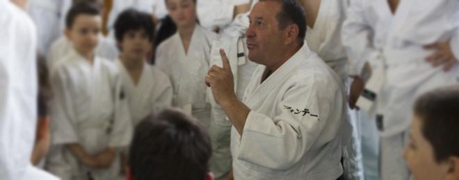 Jean-Luc Fontaine à Hauteville en 2010